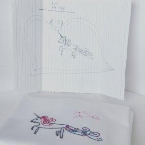 Camiseta-dibujo-niño