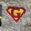 Toalla de superheroes