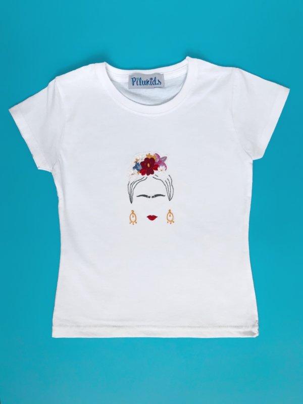 Camiseta de Frida