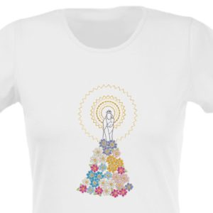 Camiseta de la Virgen del Pilar para adultos