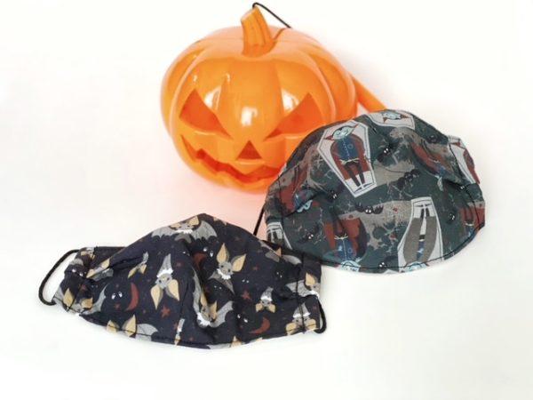 Mascarillas de halloween