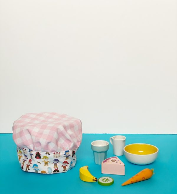 Gorro de cocinero para niños